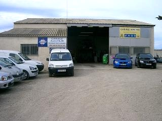 Vue d'ensemble du garage AutoTM à Baillargues